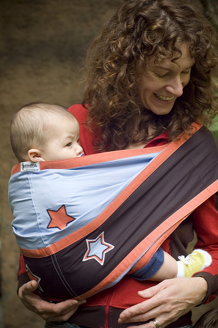 Information About Our Babywearing Experiment