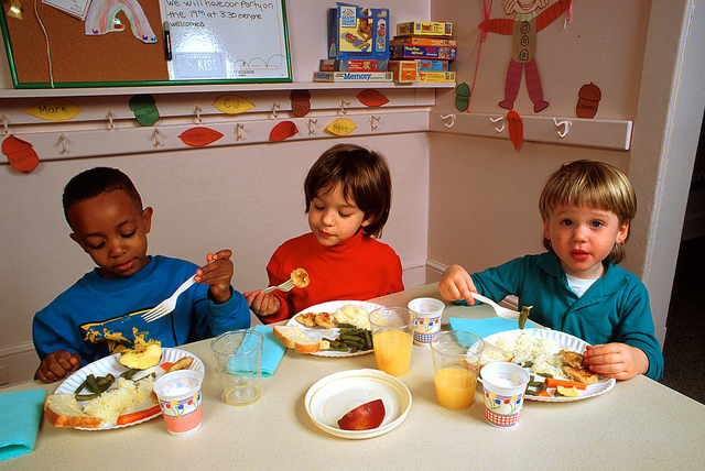 Mealtime Hostage Parenting Science Gang Research