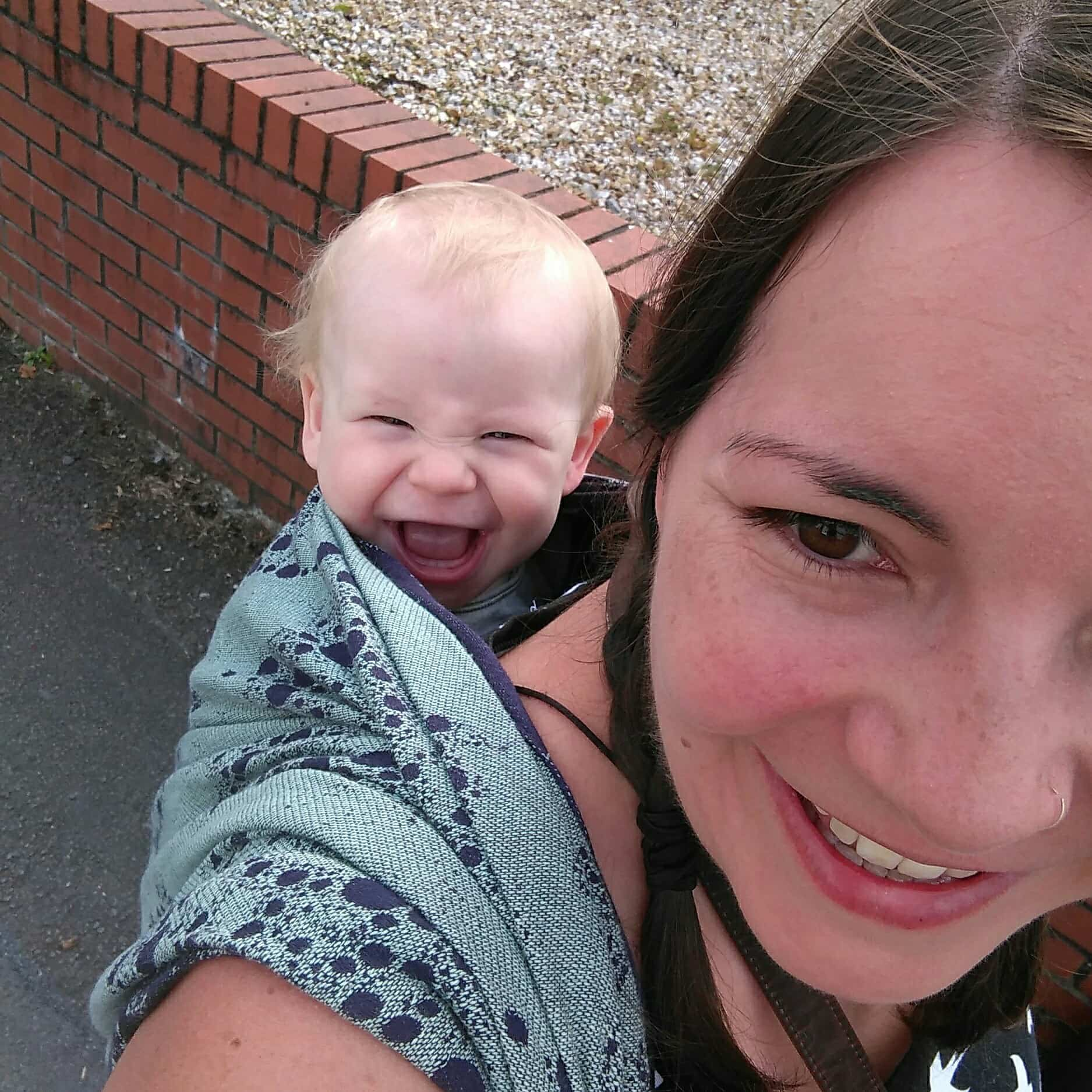 The Babywearing And Temperature Experiment